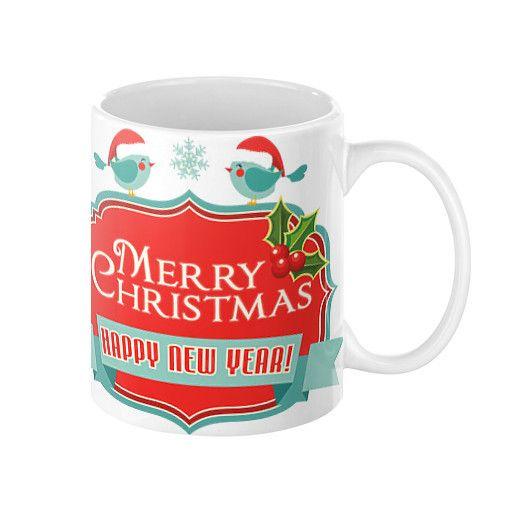 Coffee Mug - Merry Christmas
