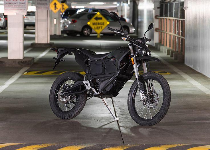 Zero Fx Electric Motorcycle Zero Motorcycles Electric
