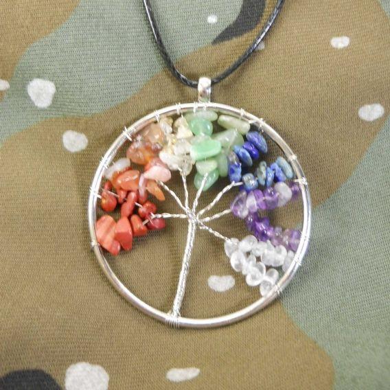http://bisuteriademoda.es/collares-de-cuero/3241-collar-arbol-de-la-vida-con-abanico-de-piedras-.html