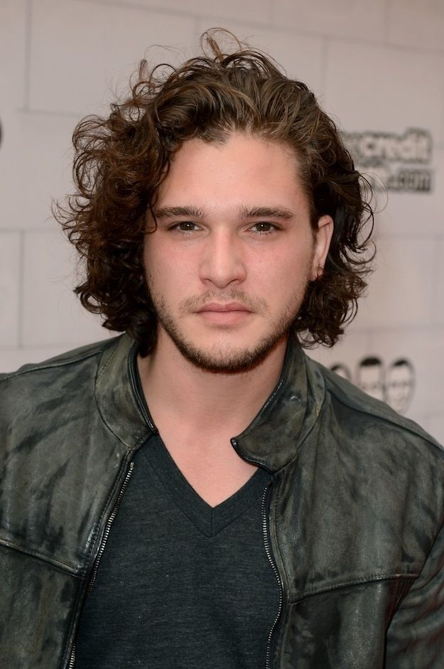 "20 Things You Should Know About Kit Harington from ""Game of Thrones"". (#21: he's my new celebrity crush!)"