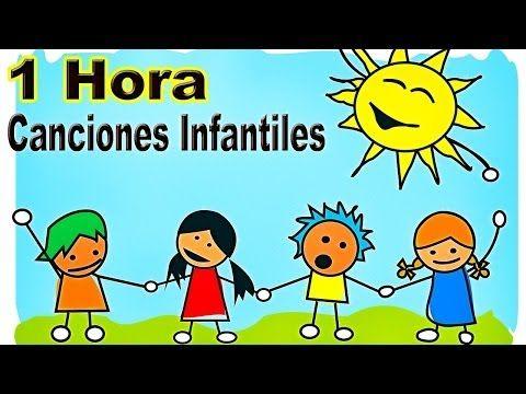 1 Hora ♫ Canciones Infantiles ♫ Videos Educativos para Niños ♫ Melodías para aprender # - YouTube