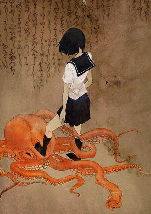 The Orange Intruder