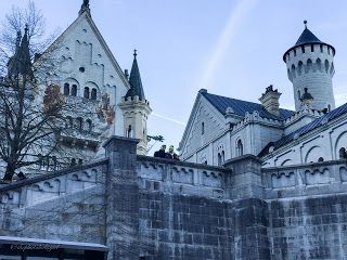 The Photoholic Girl - Personal Blog: Travel: Fussen e castello di Neuschwanstein