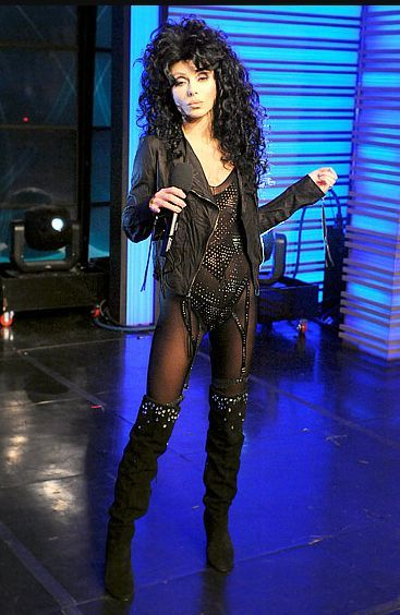 Kelly Ripa as Cher.