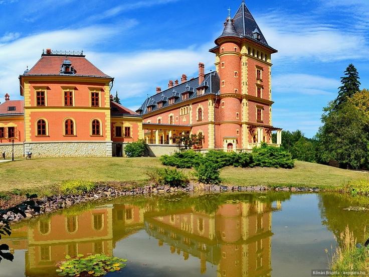 Palace Hotel Sasvár Resort, Parádsasvár #Hungary