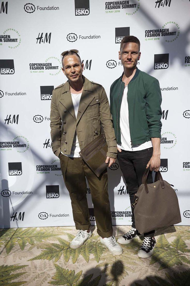 Copenhagen Fashion Summit 2016 #cphfashionsummit