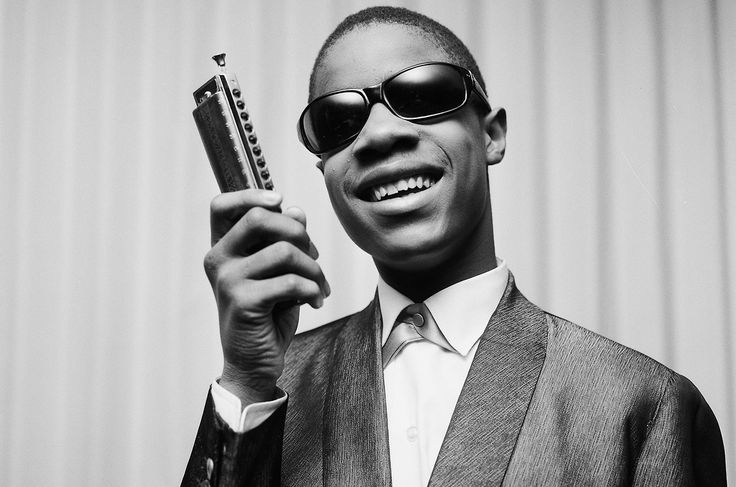 """steviewonderblog: """"Stevie photographed in 1963 