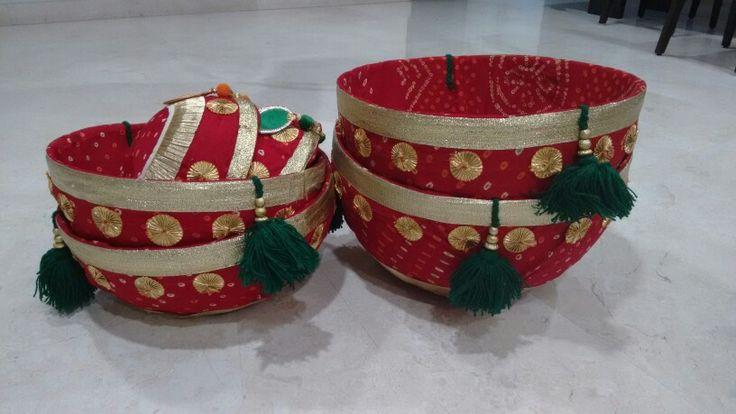 Vrishti Creations - Baskets