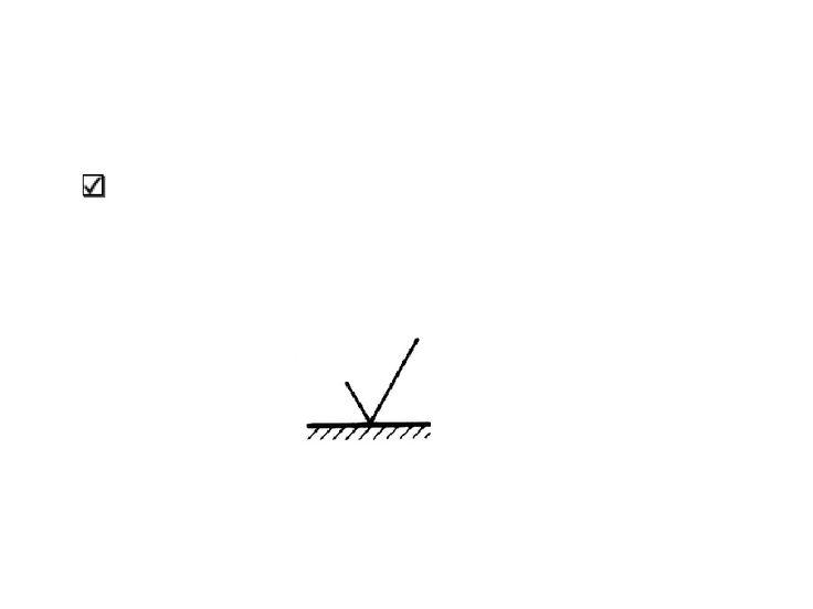 surface finish drawing symbols pdf