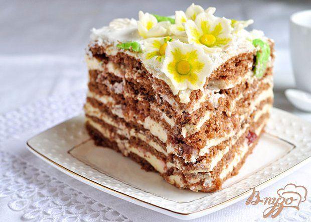 Красивый и вкусный торт «Цветы на снегу» (3) (620x442, 258Kb)