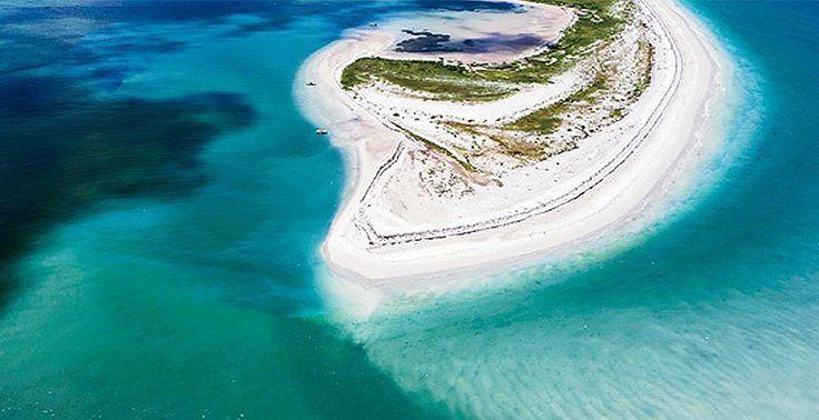 Caledesi Island State Park - Dunedin, Florida