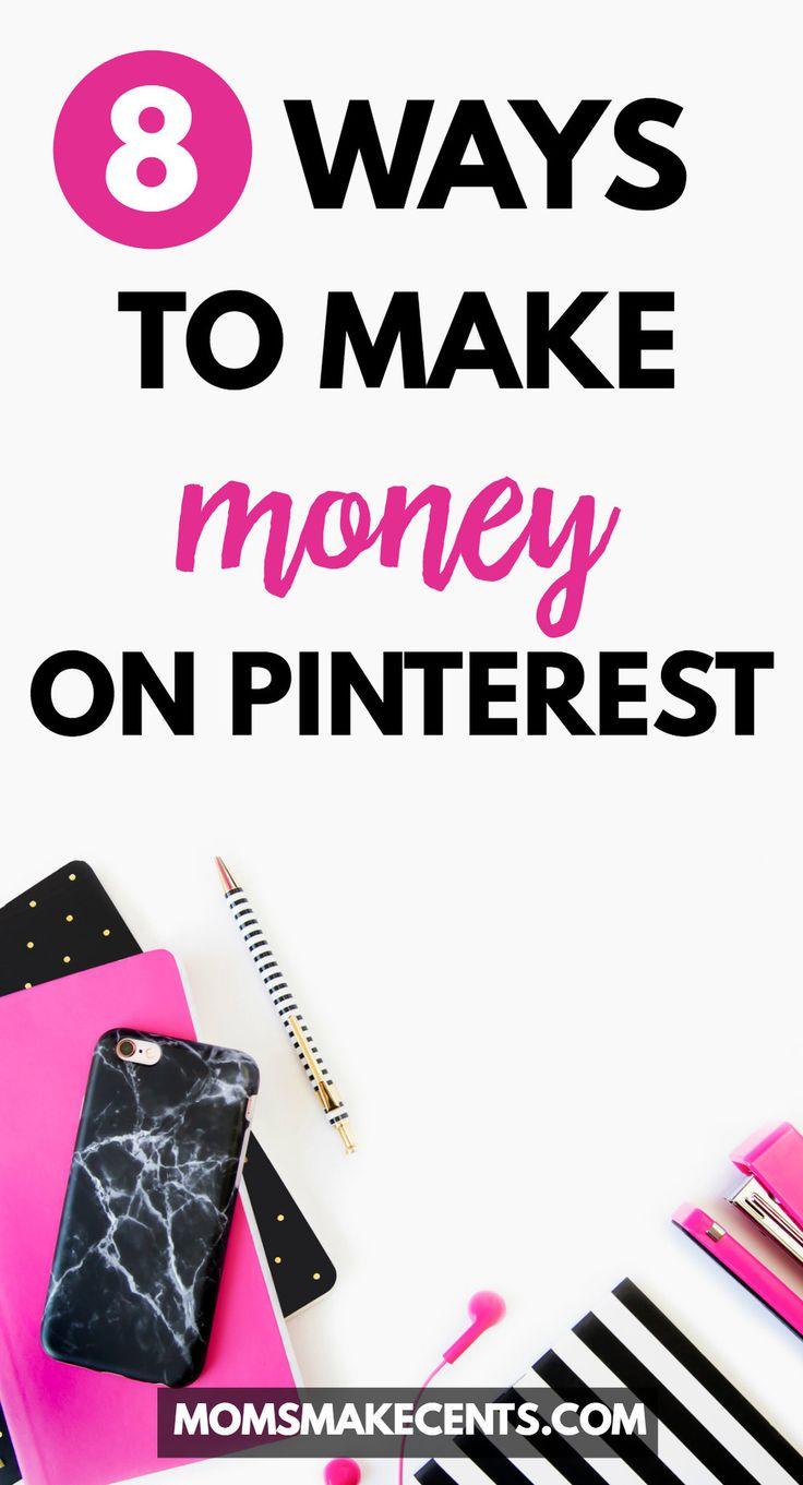 Sind Sie begeistert von Pinterest? Wäre es nicht cool, wenn Sie tatsächlich Geld verdienen könnten …   – Moms Make Cents