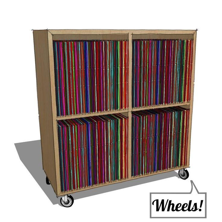 17 best images about lp record storage shelves on. Black Bedroom Furniture Sets. Home Design Ideas