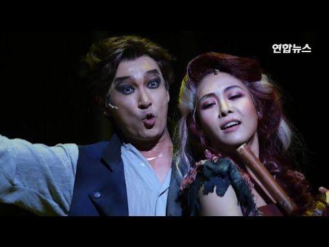 [뮤지컬] 조승우x옥주현 '환상의 호흡' (Sweeney Todd) [통통영상] - YouTube