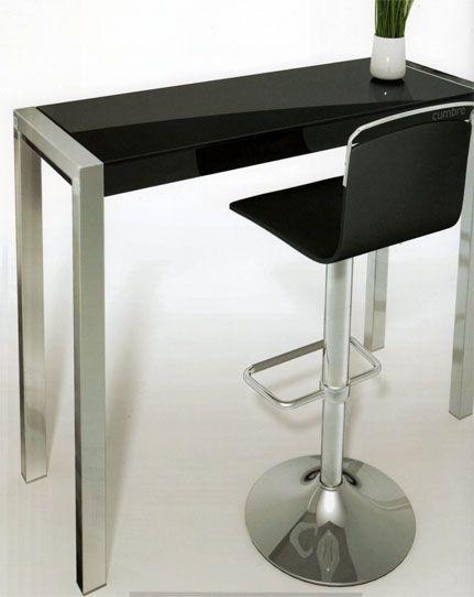 Top barra alta para cocina cumbre si tienes una cocina for Conforama table cuisine pliante