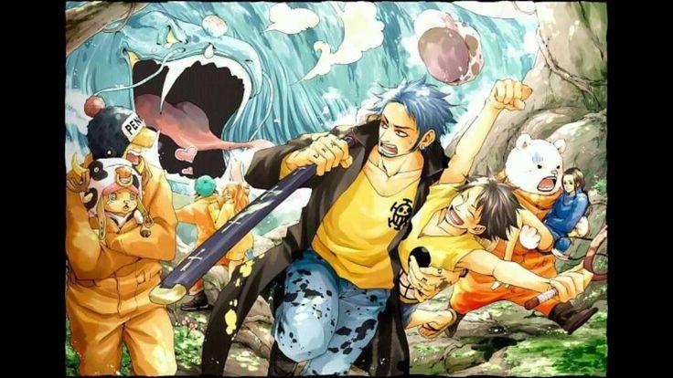 One Piece Heart Pirates AMV