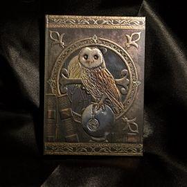 Owl+Journal | Magical Owl Journal