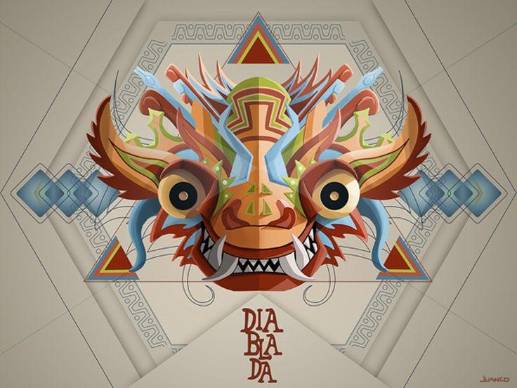Diablada Peru by Juanjo