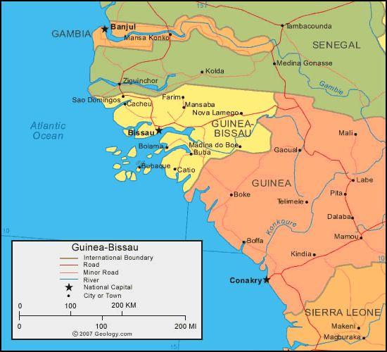 Best Africa Guinea Bissau Images On Pinterest Guinea Bissau - Guinea bissau clickable map