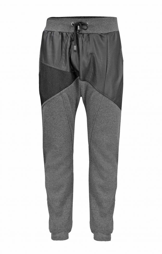 Ανδρικό παντελόνι βράκα με δερματίνη | Φόρμες Αθλητικές - Sport &