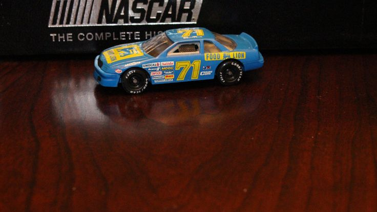Dave Marcis 1992 Food Lion Chevrolet Lumina. Raced in the Coca Cola 600 & The Winston Open @ Charlotte in May  1992.