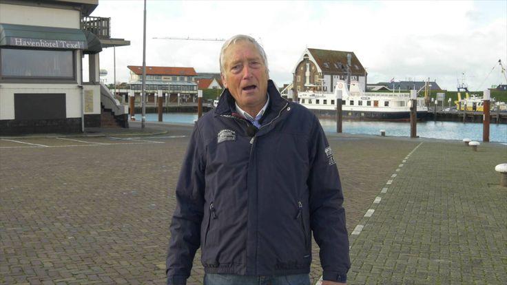 Begin 2016 komt de gloednieuwe veerboot Texelstroom naar Texel. De Texelaar kijkt vooruit en blikt terug met een van de schippers van de vorige Texelstroom.