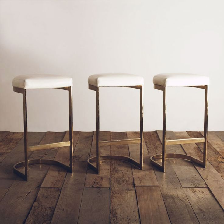 Décor Inspiration : In Search of the Perfect Bar Stools