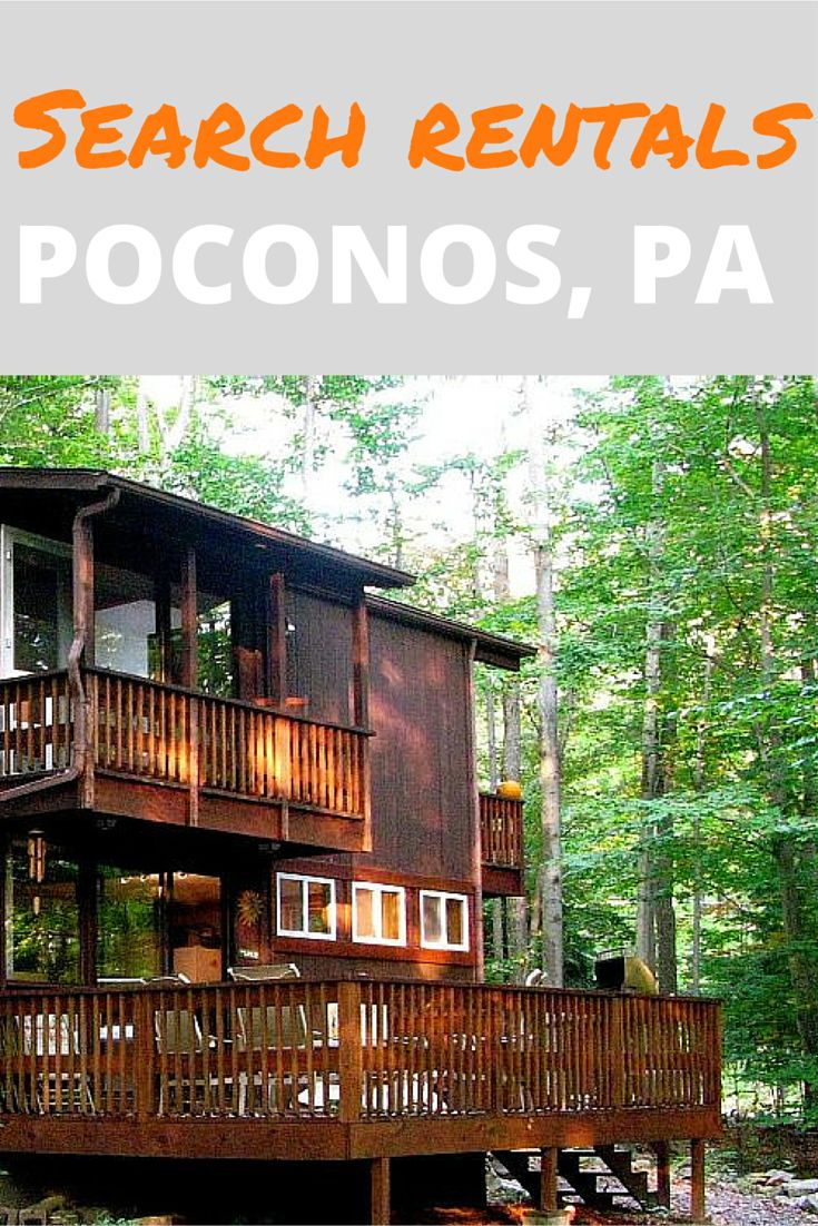 Dreaming of a Poconos escape? Discover the best in Poconos cabins and other rental properties at Tripping.com. With the most selection online, you're sure to find the perfect accommodation for you.