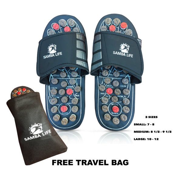 Reflexology Sandal Best Foot Massage and Acupressure Slippers