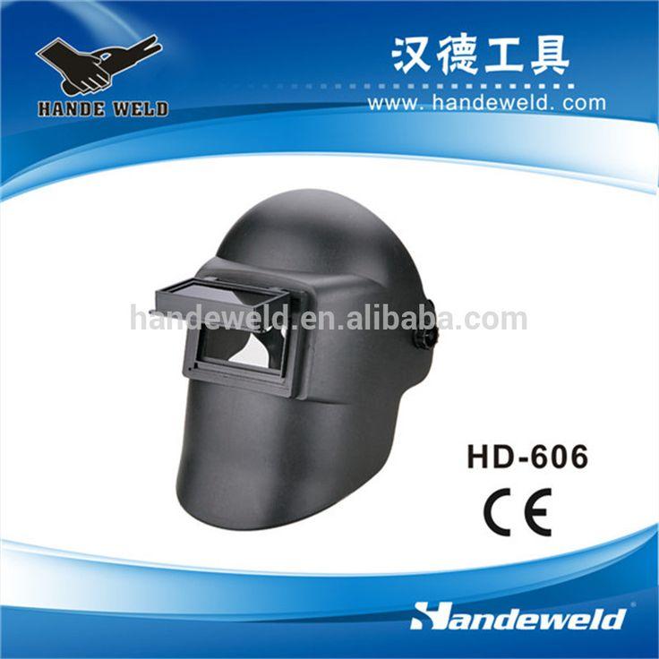 German type custom welding helmet glass welding mask