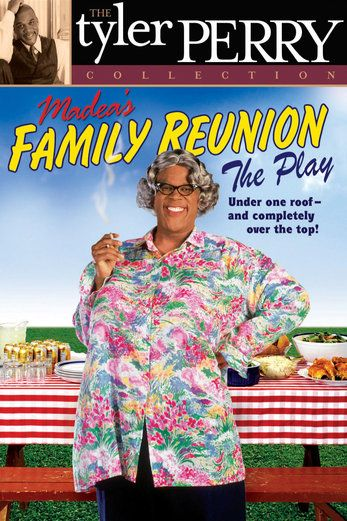 Tyler Perry's Madea's Family Reunion - The Play -...: Tyler Perry's Madea's Family Reunion - The Play - Tyler Perry & Chet A. … #Comedy