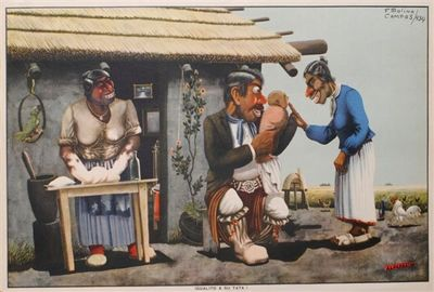 Hace 119 Años Nació Florencio Molina Campos