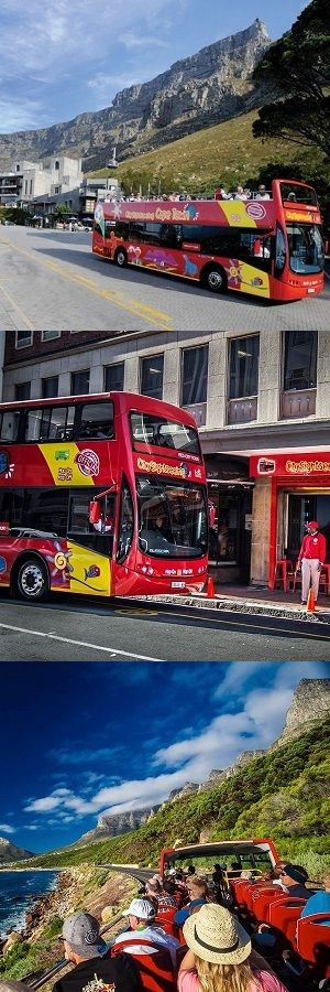 If you have 1 day to explore Cape Town then you can't go wrong with the City Sightseeing #CapeTown open-top bus tour. Hop-on hop-off at over 30 stops throughout this spectacular coastal capital: https://www.cityxplora.com/products/city-sightseeing-cape-town-1-day-ticket/#