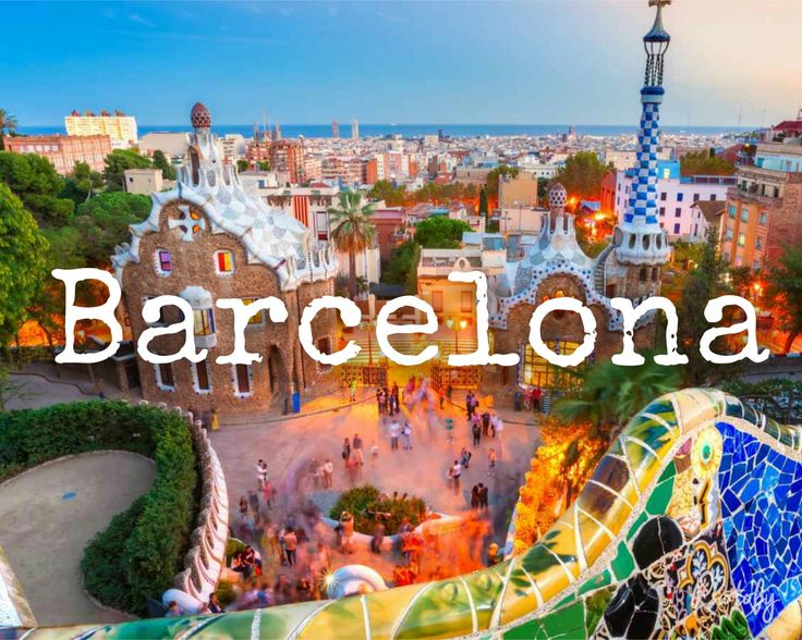 "!!! 10 reasons why "" Barcelona "" must be on your Bucket List !!!"