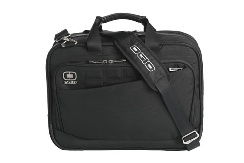 Promotional Products | Ogio Element Messenger | Revel in your element with this bag that deftly transports laptops and other business gear and stays on the polished side of professionalism.