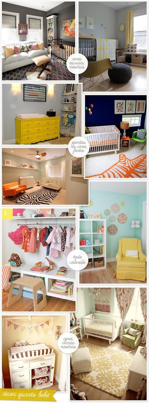 Chambre À Coucher Mauve Et Gris : Decore o quarto do bebê  LOOK KIDS  Pinterest  Inquarto et Bébé