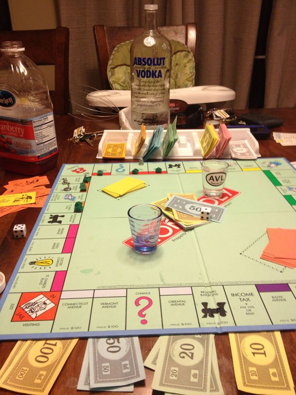 The 10 Most Genius Drinking Games