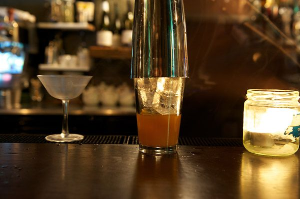 Cocktail classes  @ Grasshopper