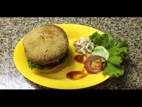 The 19 best cooking recipes videos quick easy homemade burger recipe homemade quick easy hindi step by step forumfinder Images