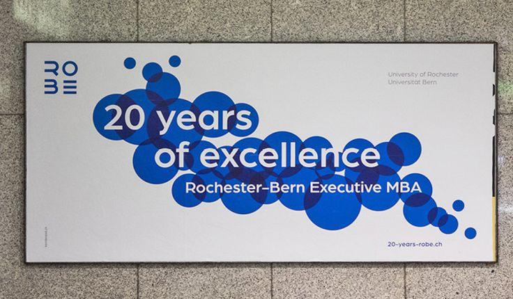 Rochester-Bern Executive MBA hat diesen Juni sein 20-jähriges Jubiläum gefeiert…