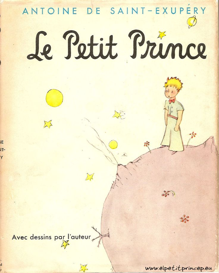 A book worth reading no matter what age you are. My favourite quotes are from Le Petit Prince <3