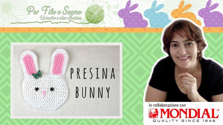 Presina Bunny - Speciale Pasqua 2017 Per Filo e Segno