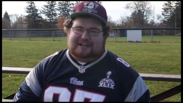 Dewey Johnson Football Recruitment Video