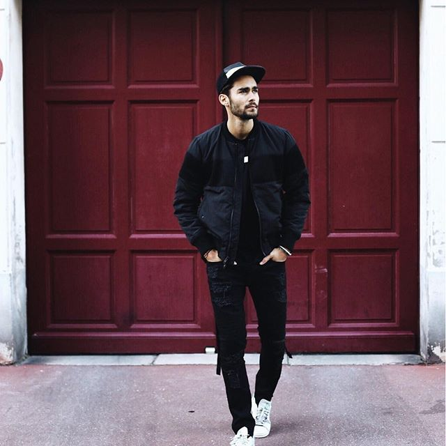 Check out this ASOS look http://www.asos.com/discover/as-seen-on-me/style-products?LookID=213977