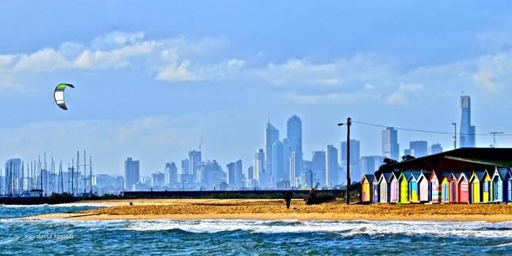 Melbourne - Australia - photo by David Rayside: Melbourne Victoria, Amazing Australia, Melbourne Australia, Australian Coast, Photo