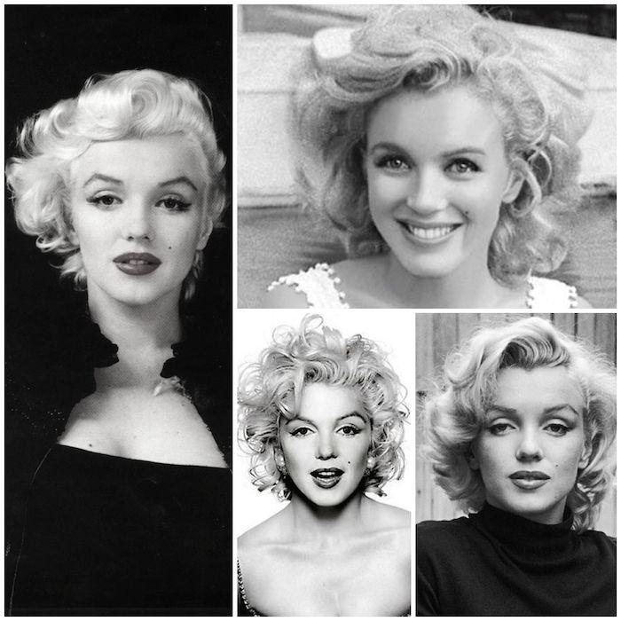 Marilyn Monroe's Artful Tousle