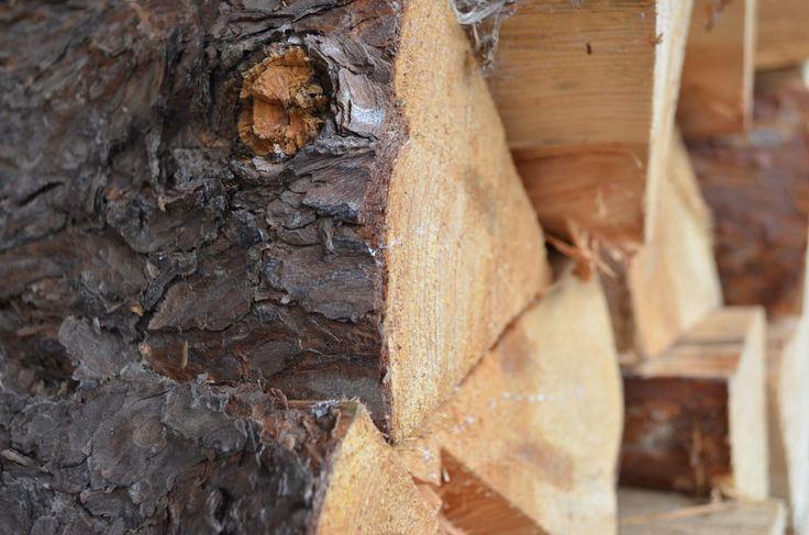 hout voor de winter