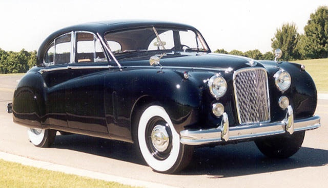 1954 Jaguar MK VII | European cars of the 1950s | Pinterest | Car museum and Cars