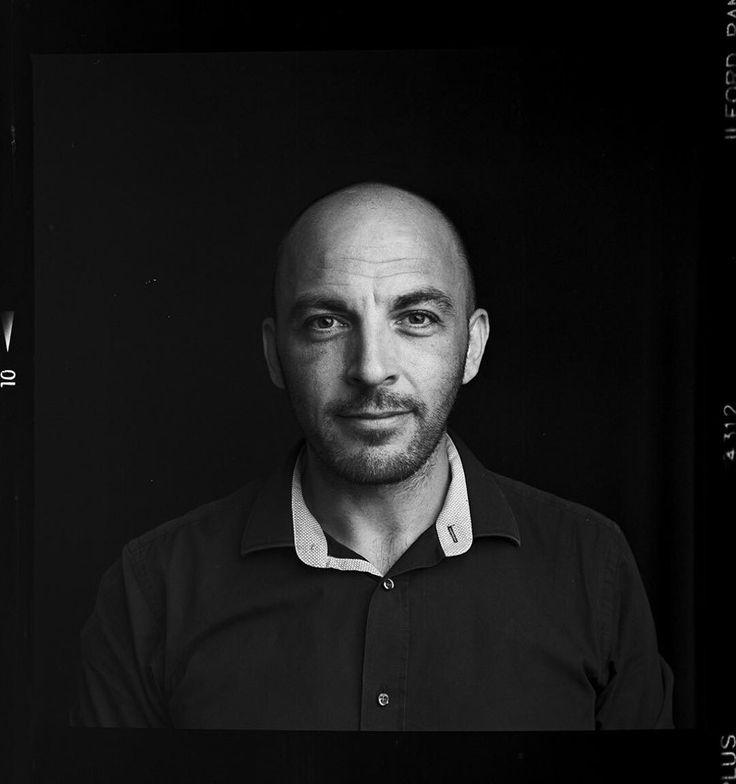 Bryn.  #ilford #ilfordpanf #panf #adonal #rodinal #studio #photography #bne #brisbane #broncolor #portrait #hasselblad #500cm #zeiss #80mm