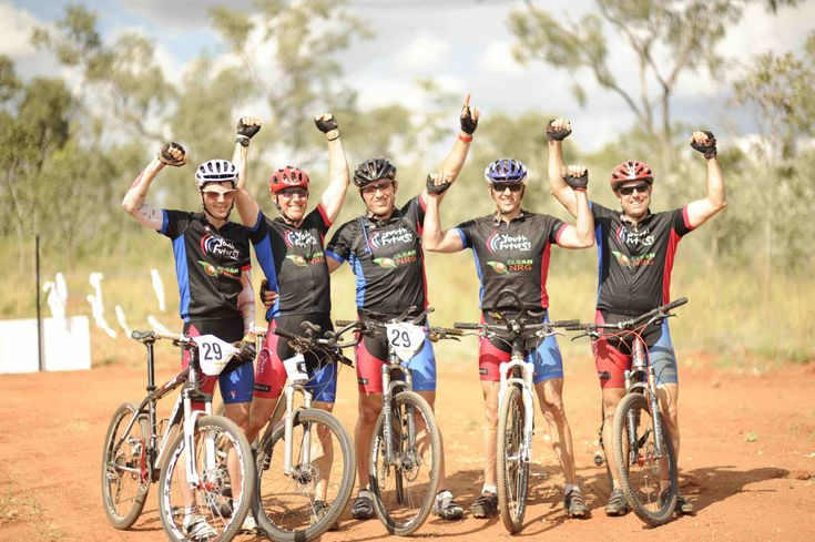 The Gibb Challenge is an epic cross-country cycling event, where over 400 riders will ride 700 kms for the Sirens of Silence Charity who raise awareness for Australian emergency service men and women. #itsMYCAUSE #bike #fitness #cycling